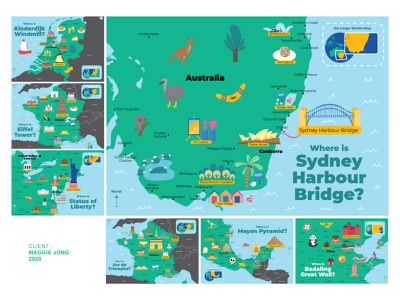 Map Illustrations isolated flat graphic design symbol country asia planet earth australia africa geography world cartography background europe travel illustration map vector