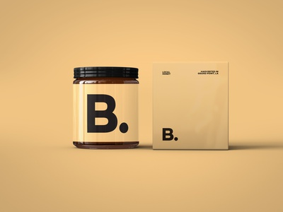 B. Local Honey Branding identity packagingdesign packaging logotype logodesign logo branding design branding