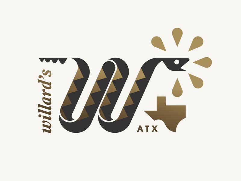 Willard's reptile state drops rattlesnake brewery beer texas snake