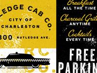 Rutledge Cab Co pt. IV