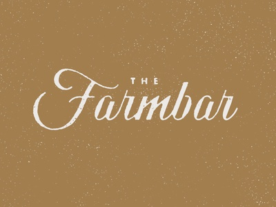 The Farmbar pt. II