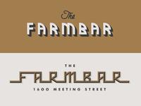 The Farmbar pt. III