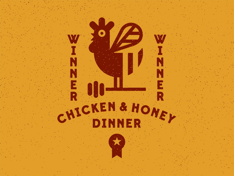 Check Out This Awesome Winner Winner Chicken Dinner: Winner Winner Chicken & Honey Dinner By Jay Fletcher
