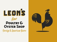 Leon's Poultry & Oysters pt. II charleston oyster rooster chicken seafood restaurant