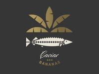 Caviar & Bananas pt. II cafe market tree fish sturgeon banana caviar