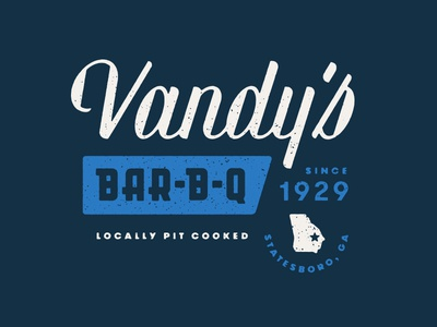 Vandy's BBQ georgia barbecue bbq