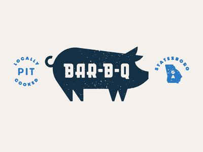 Vandys BBQ pt. II georgia barbecue pig bbq