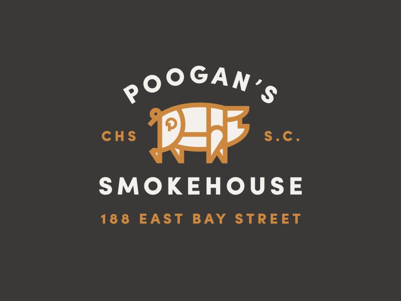 Poogan's Smokehouse charleston barbecue bbq pig
