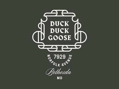 Duck Duck Goose restaurant goose duck