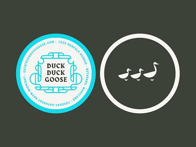 Duck Duck Goose pt. III restaurant goose duck