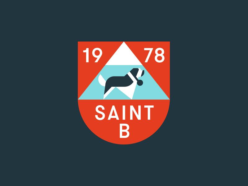 Saint Bernard pt. II crest st bernard saint mountain dog
