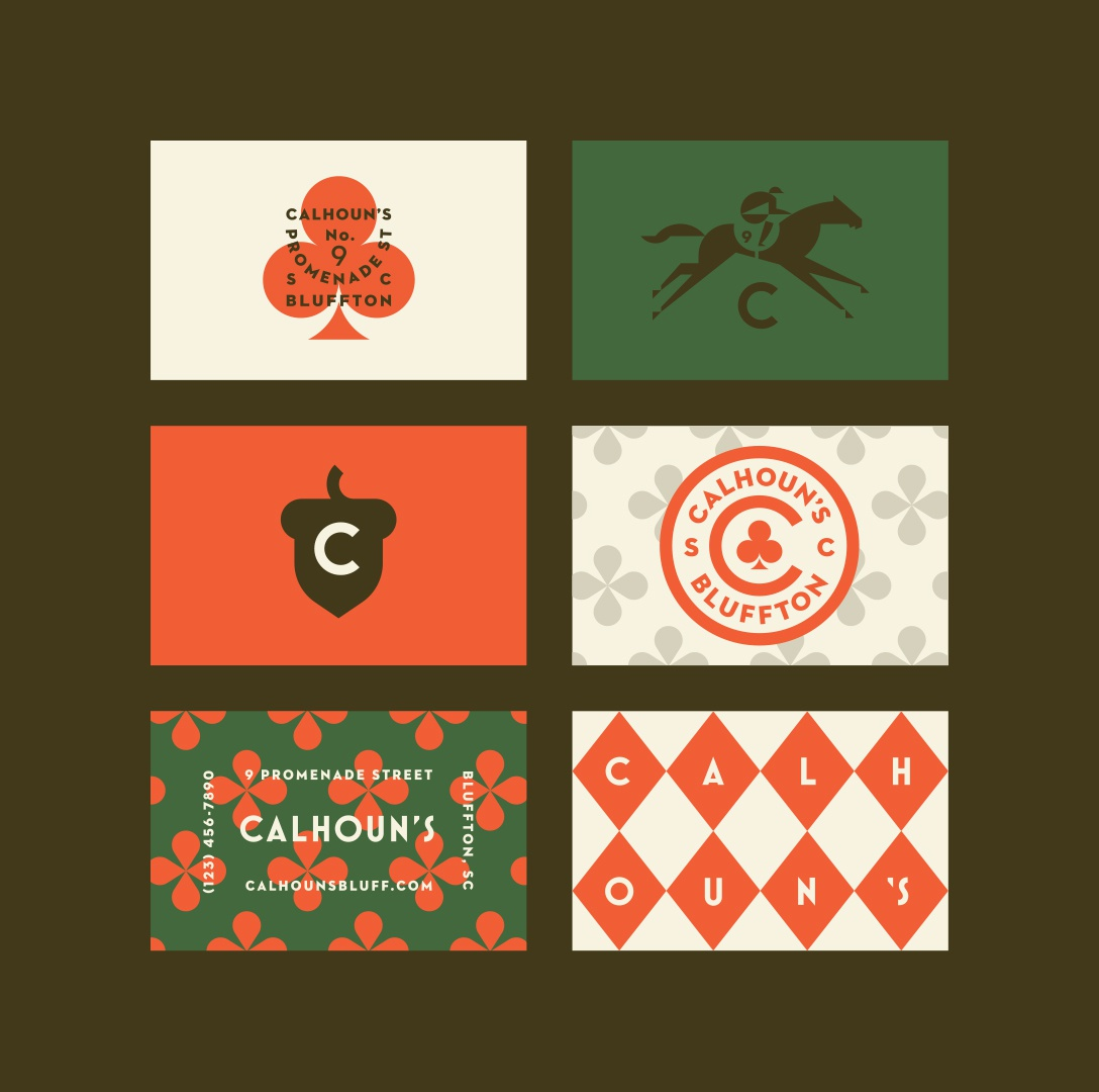 Calhouns detail j fletcher