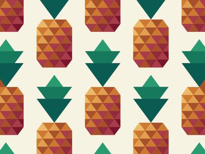 Pineapples fruit pineapple