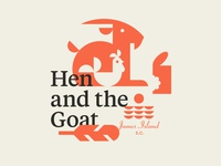 Hen And The Goat