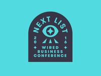 Wired Next List