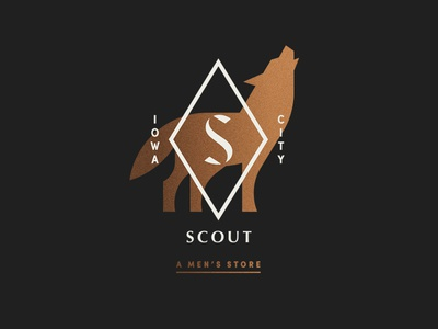 Scout pt. IV clothing mens city iowa wolf