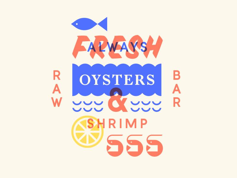 Ella & Ollie's south carolina restaurant ocean shrimp lemon oyster raw bar seafood fish