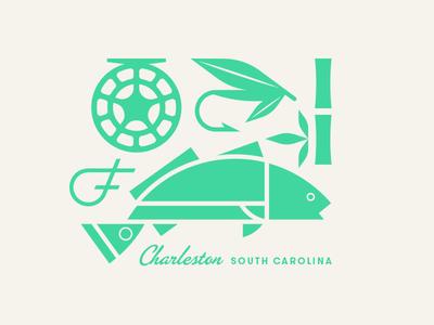 Freefly pt. II bamboo south carolina charleston redfish reel fly fishing fish