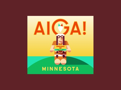 Design Camp! lakes minnesota butter aiga