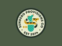 Sendero Provisions Company Cactus Rattler J Fletcher