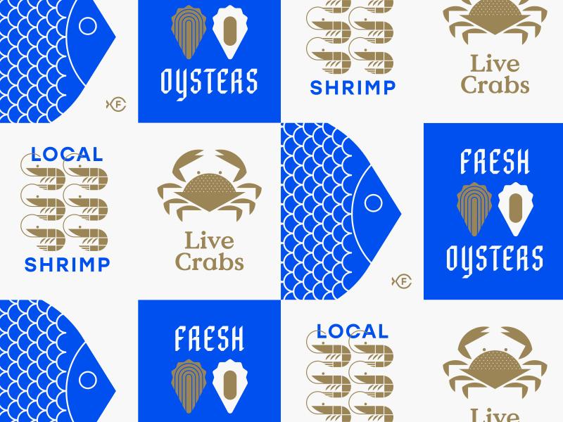Chubby Fish pt. III ocean charleston seafood restaurant oyster crab