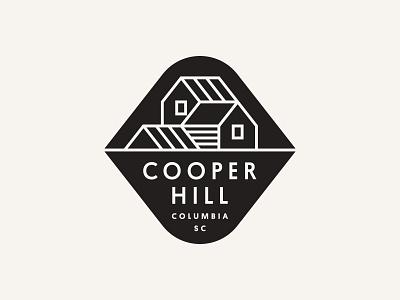 Cooper Hill roof window house carolina south