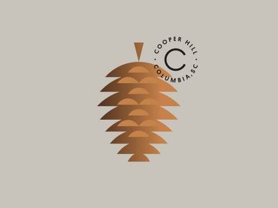 Cooper Hill pt. II tree cone pine