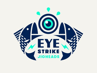 Eye Strike ocean water fishing fish