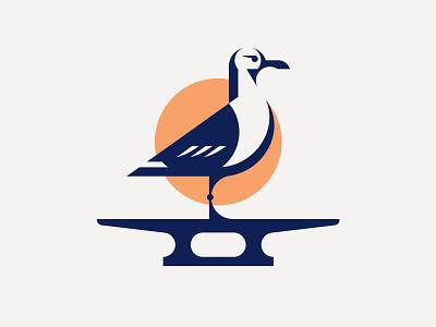 Seabreeze water sea ocean sun boating boat dock marina bird seagull