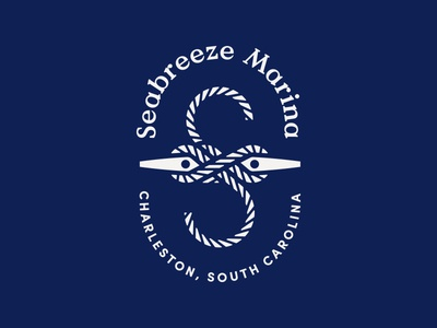 Seabreeze pt. II knot charleston s dock rope water ocean sea boating boat