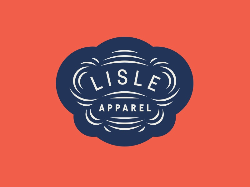 Lisle pt. III badge seal apparel fabric