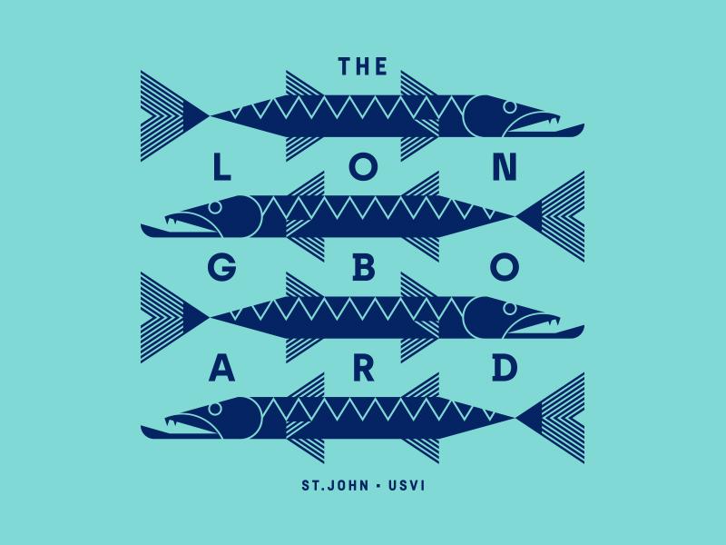 The Longboard pt. XIII seafood restaurant sea ocean island barracuda fish