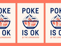 Poke is ok dribbble detail j fletcher