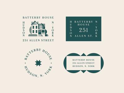 Batterby House pt. III badge star inn hotel york new