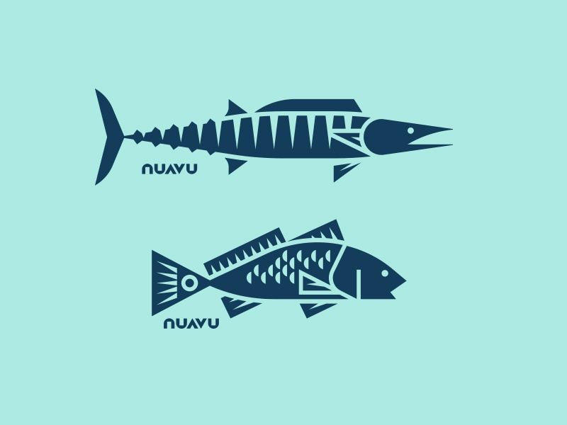 Nuavu pt. II flounder redfish wahoo water seafood sea ocean fish