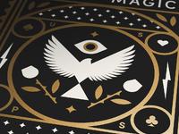 Usps art of magic cards jay fletcher1 detail