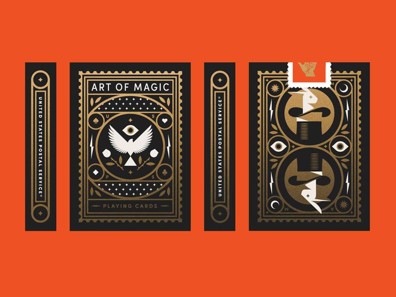 Art of magic jay fletcher box dribbble