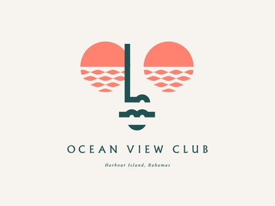 The Other Side & Ocean View Club pt. III tropical caribbean eyes face sunglasses glasses waves ocean sea water sunset sun