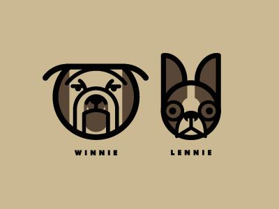 Winnie and lennie j fletcher