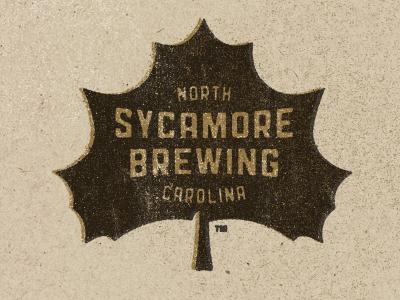 Sycamorebrewing branding