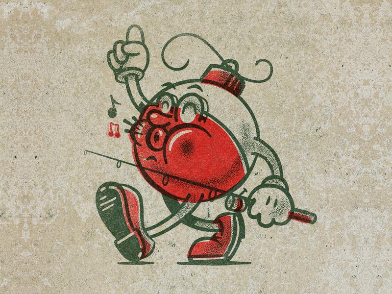 Illustration bobber jesse taylor illustration