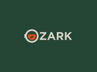 Type logo ozark netflix type