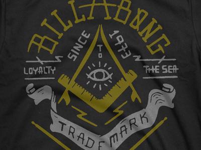 Billabong illuminati black