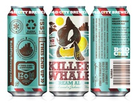 Killer Whale Can