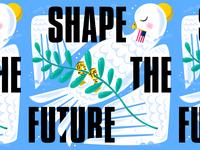 Shape The Future vote invision