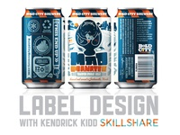 Label Design Class on Skillshare