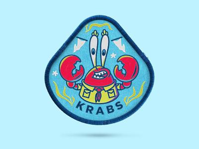 SpongeBob assts nickelodeon badge patch spongeontherun spongebob