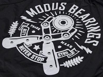 Windbreaker modus bearings apparel windbreaker