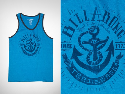 Apparel apparell billabong illustration anchor