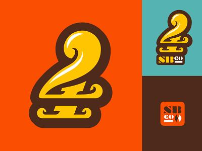 Branding II four 4 branding skateboard type wordmark